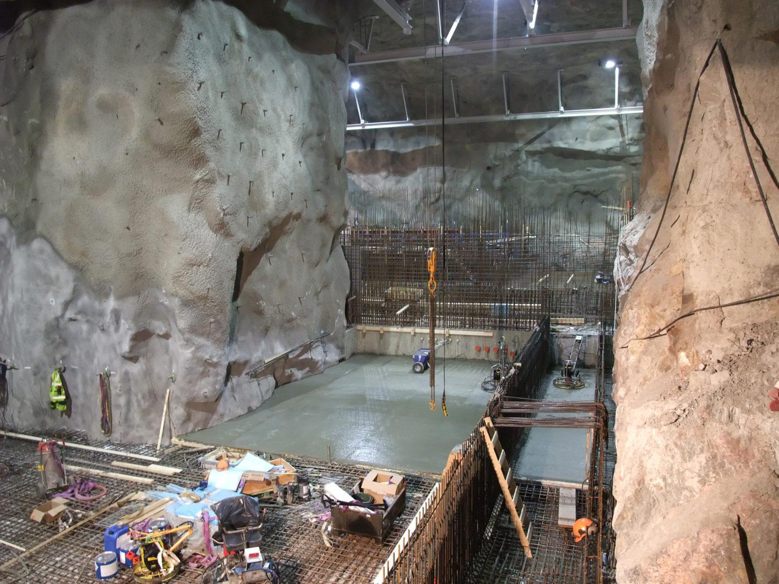Henriksdal Wastewater Treatment Plant – Sweden Underground